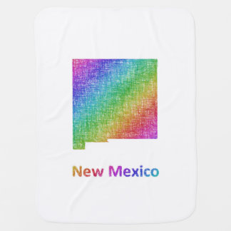 New Mexico Baby Blankets