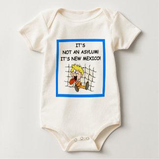 NEW MEXICO BABY BODYSUIT