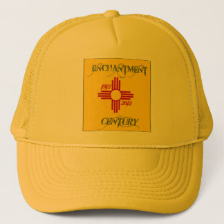 New Mexico Centennial 100 hat