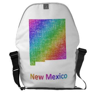 New Mexico Courier Bag