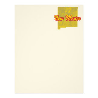 New Mexico Custom Letterhead