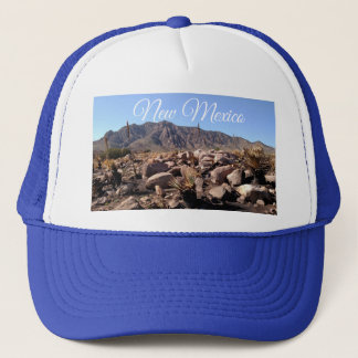 New Mexico desert hat