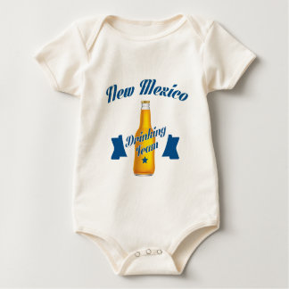 New Mexico Drinking team Baby Bodysuit