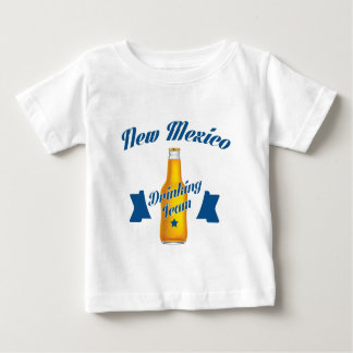 New Mexico Drinking team Baby T-Shirt