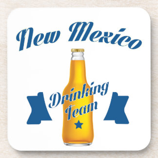 New Mexico Drinking team Drink Coaster