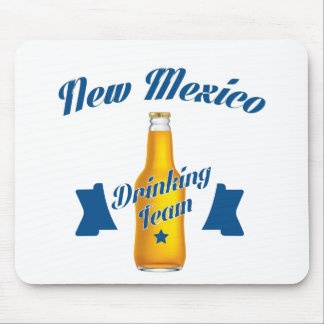 New Mexico Drinking team Mouse Pad