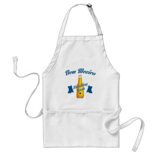 New Mexico Drinking team Standard Apron
