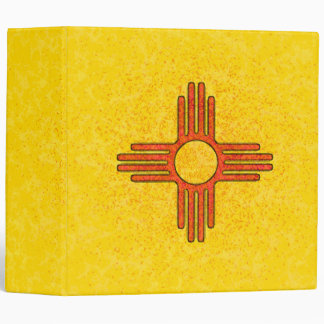 "NEW MEXICO FLAG 2"" Ring Binder"