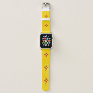 New Mexico Flag Apple Watch Band