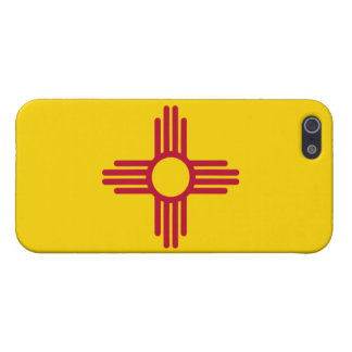 New Mexico Flag Case For The iPhone 5