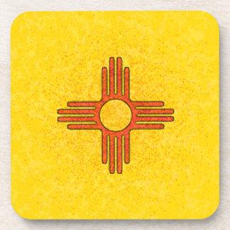 NEW MEXICO FLAG Coaster Set