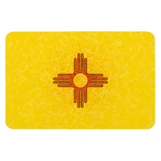 NEW MEXICO FLAG Flexible Magnet