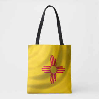 New Mexico Flag for All-Over-Print Tote Bag