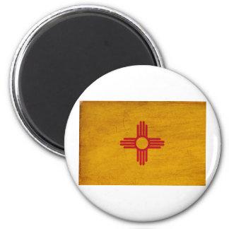 New Mexico Flag Refrigerator Magnets