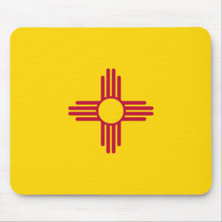New Mexico Flag Mouse Pad