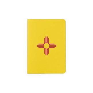 New Mexico Flag Passport Holder