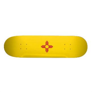 New Mexico Flag Skateboards