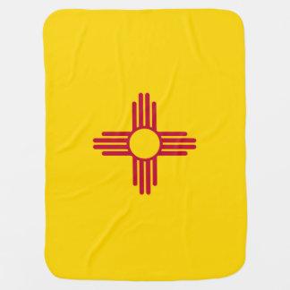 New Mexico Flag Stroller Blankets