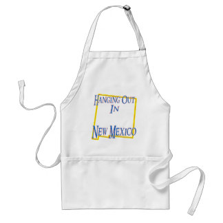 New Mexico - Hanging Out Standard Apron