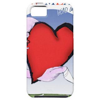 new mexico head heart, tony fernandes iPhone 5 case