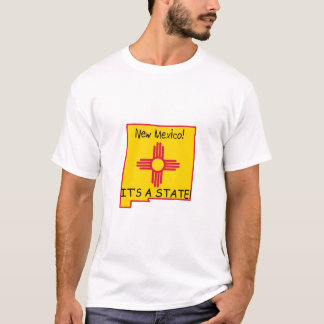 New Mexico, Its a state! T-Shirt