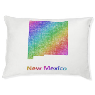 New Mexico Large Dog Bed