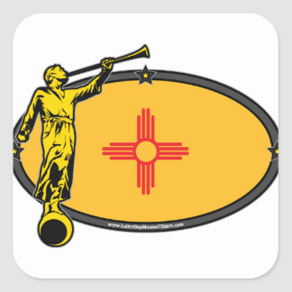 New Mexico LDS Mission no Label Angel Moroni