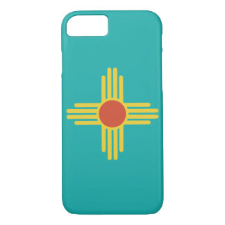New Mexico License Plate iPhone Case