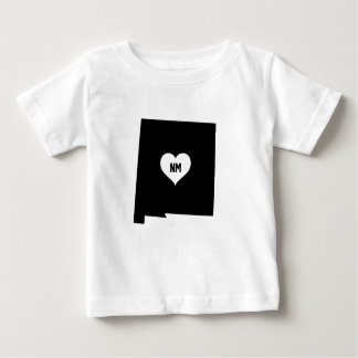 New Mexico Love Baby T-Shirt
