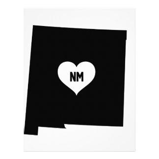 New Mexico Love Letterhead