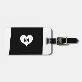 New Mexico Love Luggage Tag