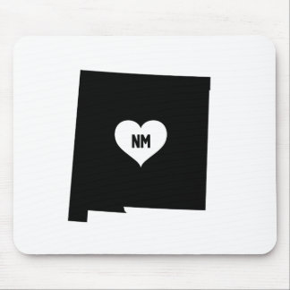 New Mexico Love Mouse Pad
