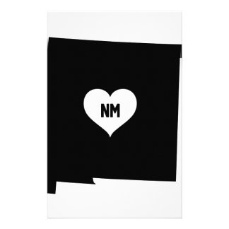 New Mexico Love Stationery