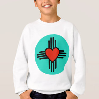 New Mexico Love Sweatshirt