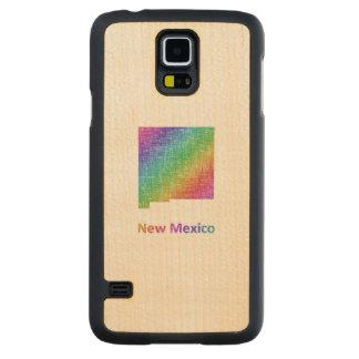 New Mexico Maple Galaxy S5 Case