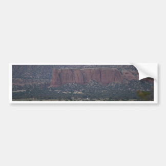 New Mexico Mountain scene Bumper Sticker