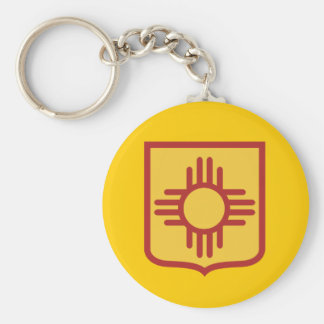 New Mexico National Guard - Key Chain