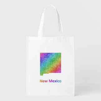 New Mexico Reusable Grocery Bag