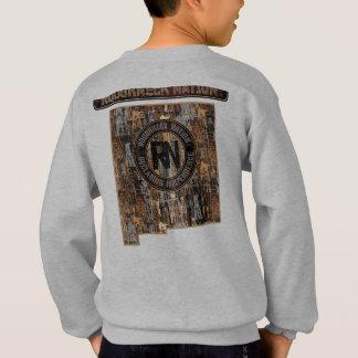 New Mexico Rig Up Camo Sweatshirt