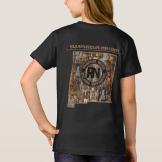NEW-MEXICO Rig Up Camo T-Shirt