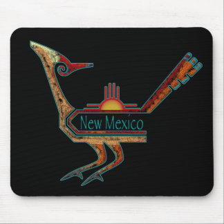 New Mexico Roadrunner Mouse Pad