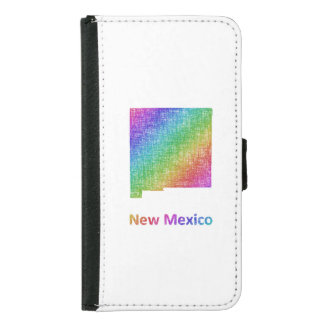 New Mexico Samsung Galaxy S5 Wallet Case