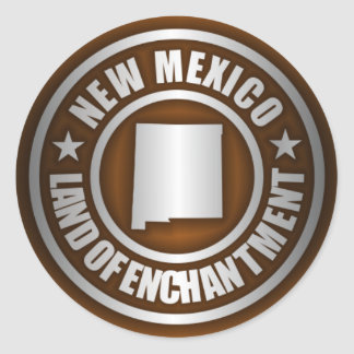 New Mexico Steel (B) Stickers