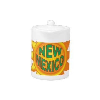 New Mexico sun