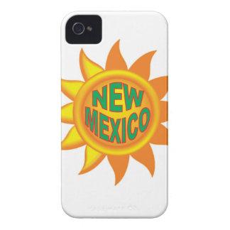 New Mexico sun iPhone 4 Case-Mate Case