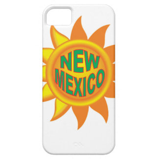 New Mexico sun iPhone 5 Cover