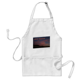 New Mexico sunset Standard Apron