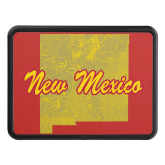 New Mexico Trailer Hitch Cover