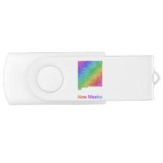 New Mexico USB Flash Drive