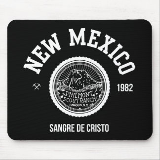 New Mexico (white ver.) Mouse Pad